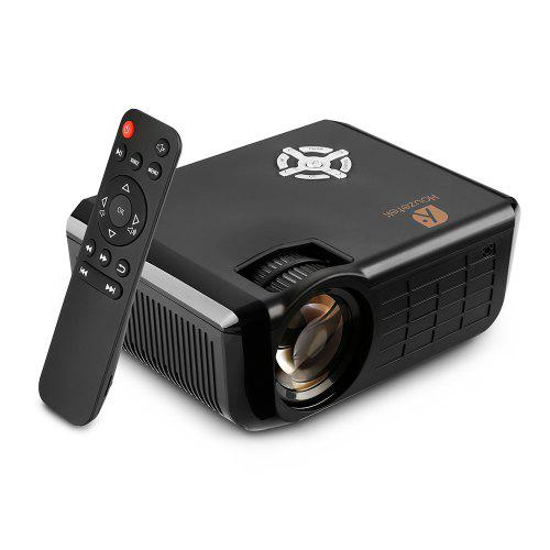 Houzetek 720P 1800 Lumens Private Theater Projector