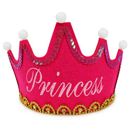 Light Star Birthday Party Prince Princess Crown Cap -  7.88 Free Shipping  ffac271ae8e5