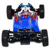 ZD Racing 16421 - V2 1:16 4WD Camion Hors Route RC - RTR - BLEU