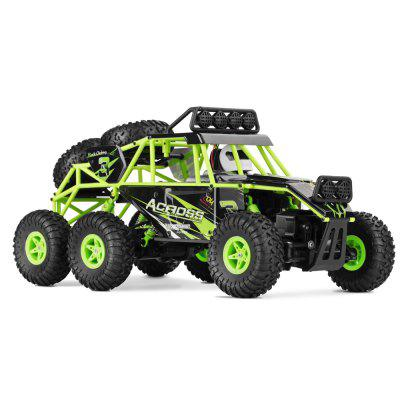 Refurbished WLtoys 18628 1:18 6WD RC Climbing Car - RTR, Off-road,Truck,Truggie,Truggy,WLtoys 18628