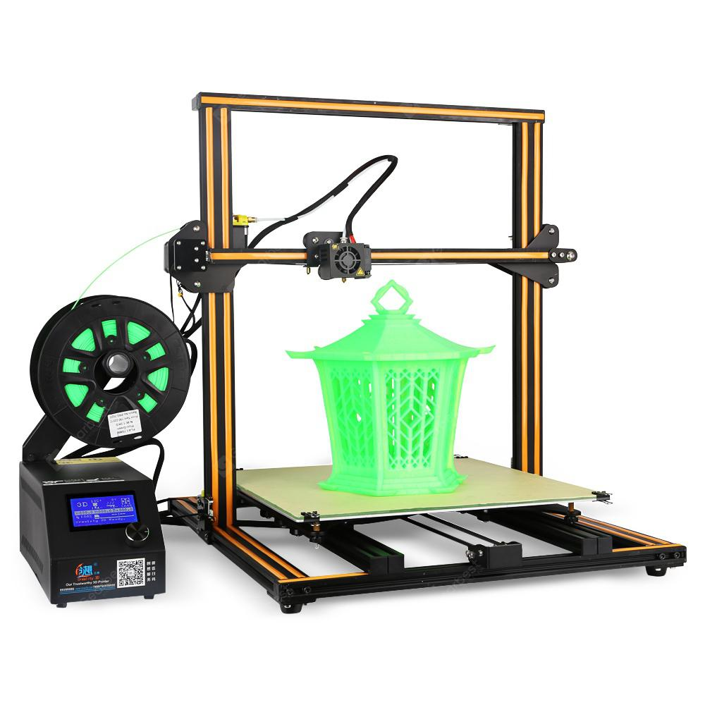Bons Plans Gearbest Amazon - Creality3D CR 10 Enlarged 3D DIY Desktop Printer