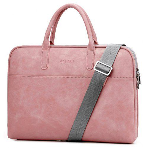 Women Stylish 15 inch Water-resistant PU Laptop Bag -  27.31 Free  Shipping 8c89d94884