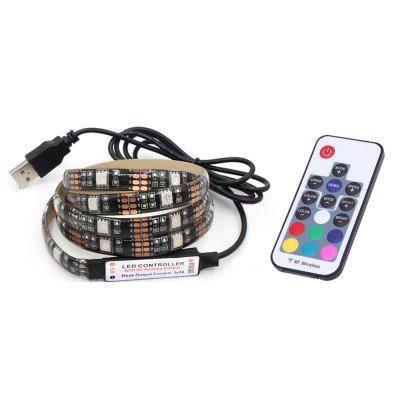 Repasované Brelong 2M 8W 8000Lm 5050 SMD USB LED Strip Light
