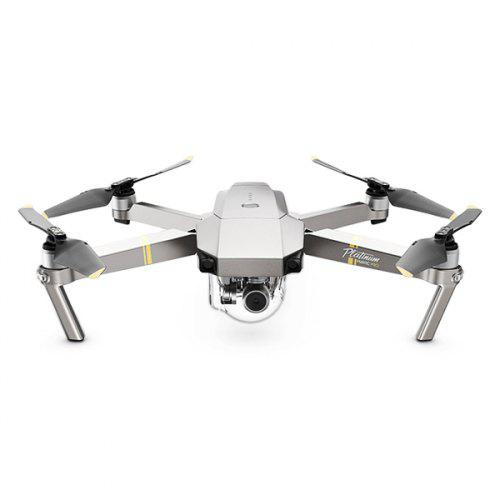 Refurbished DJI Mavic Pro Platinum Foldable RC Quadcopter - RTF
