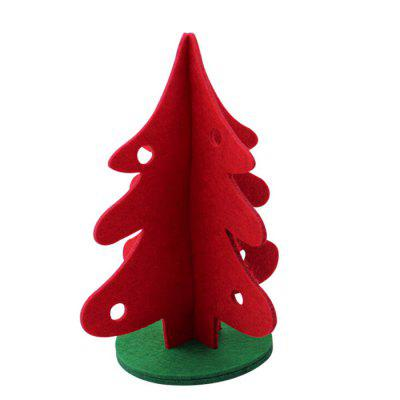 Red Christmas Decoration Gift Kerstboom