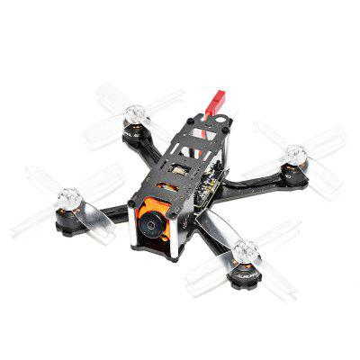 Mini QAV105 105mm sin escobillas FPV Racing Drone restaurado