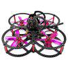 SPC MAKER SPC 80A 80mm Micro Brushless FPV Racing Drone - BNF - COLORMIX