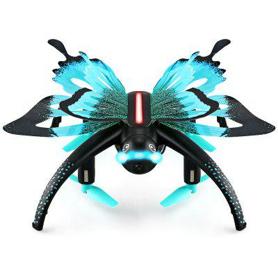 JJRC H42WH Motýlka Mini RC Quadcopter - RTF