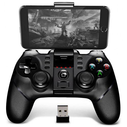 iPega PG - 9076 2 4G Wireless Bluetooth Gamepad with Bracket