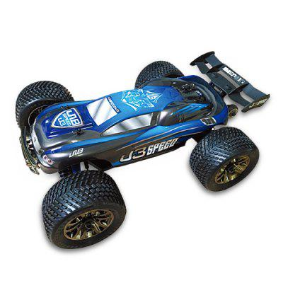JLB Racing J3SPEED 1:10 4WD RC Off-road Truggy free shipping mbm400js6aw original used disassemble