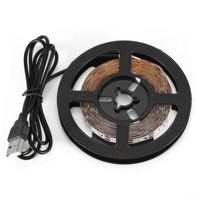 Práctico 3M 11W blanco USB LED Strip Light DC5V