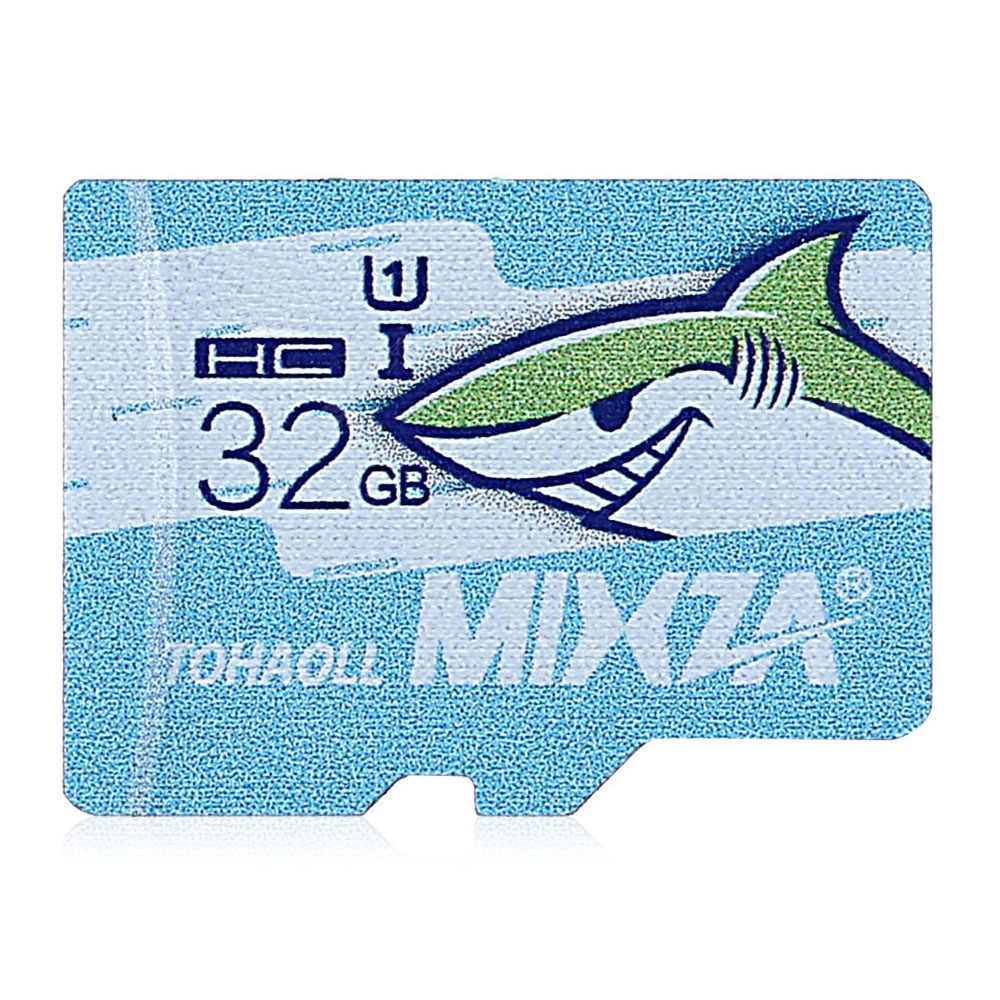 MIXZA TOHAOLL Ocean Series 32GB Micro SD Memory Card - COLORMIX 32GB