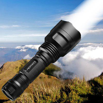 Convoy C8 6 / 8 x 7135 L2 T6 - 4C LED Flashlight