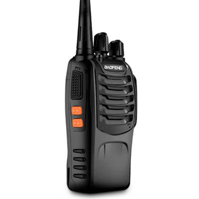 Refurbished BAOFENG BF - 888S Wireless Handheld Walkie Talkie