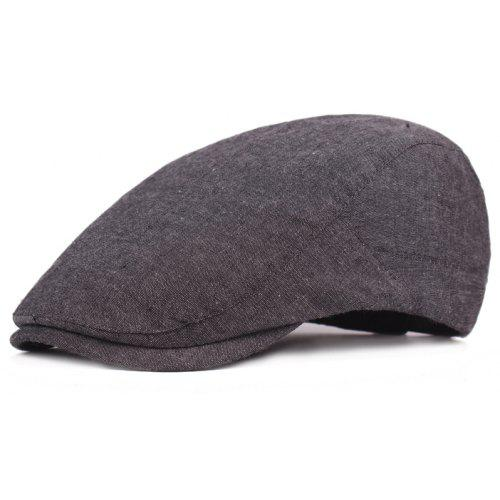 Fashion British Style Cotton Beret Hat for Men -  4.11 Free Shipping ... 55a54314673