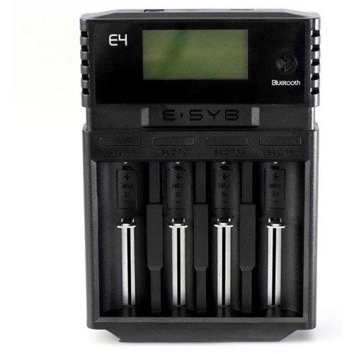 ESYB E4 Bluetooth App LCD Battery Charger