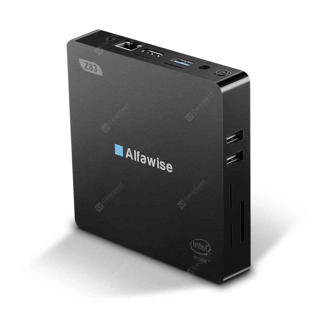 Alfawise Z83v Mini Pc Tv Box Desktop 101 29 Free