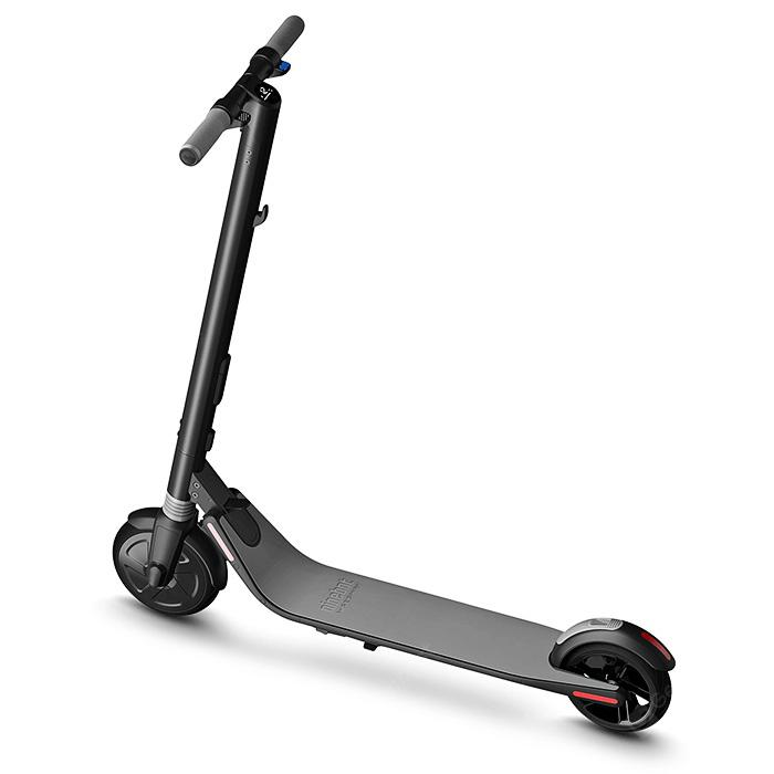 Ninebot Segway ES1 No. 9 Folding Electric Scooter from Xiaomi Mijia - BLACK