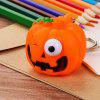 Pretty Pumpkin Pattern Keychain - COLORMIX