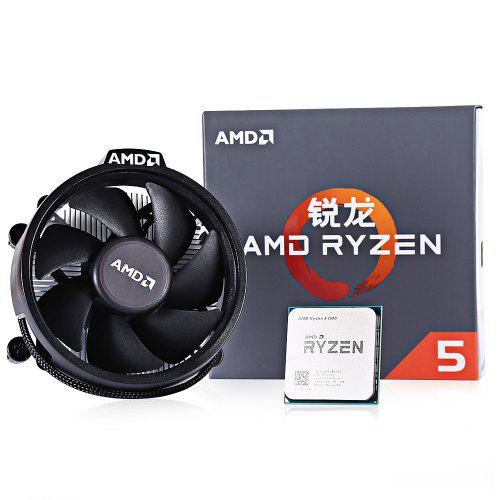 AMD Ryzen 5 1600 3.2GHz Socket AM4 Processor
