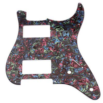 3-ply Pickguard for Fender Stratocaster HH Guitar