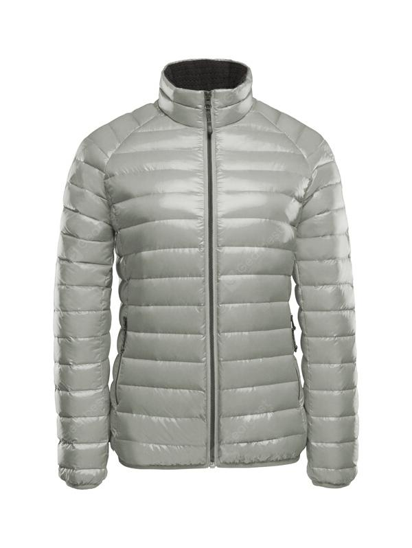 Xiaomi Women Lightweight Thermal Stand Collar Down Jacket