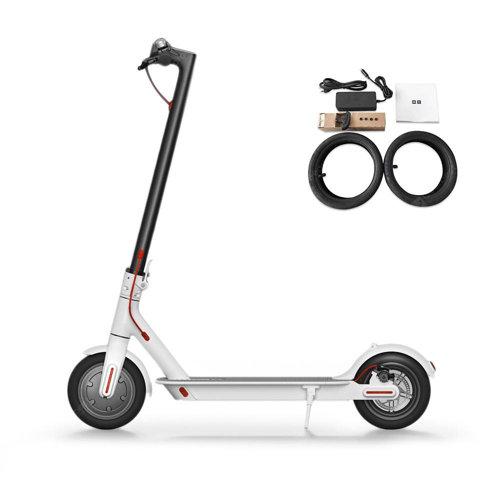 Bons Plans Gearbest Amazon - Xiaomi M365 Trottinette electrique pliable Version Europe