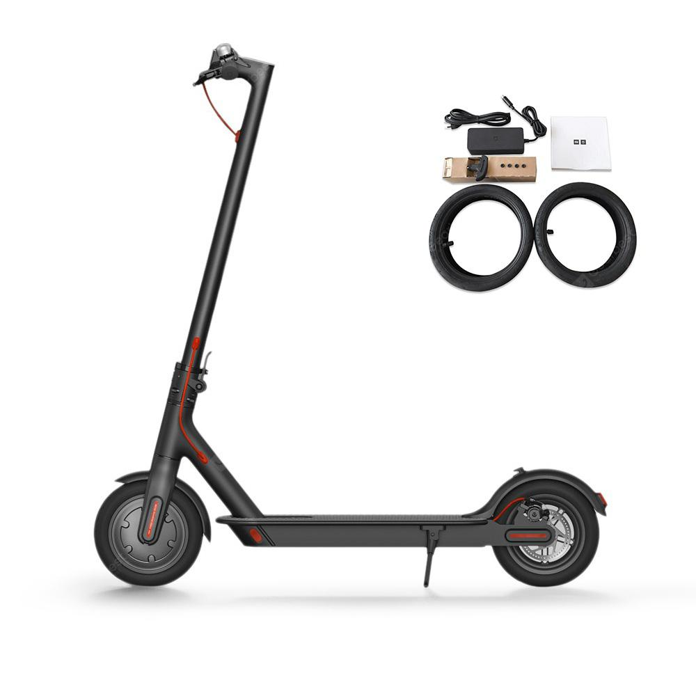 Origjinal Xiaomi M365 Folding Electric Scooter Versioni i Evropës - BLACK