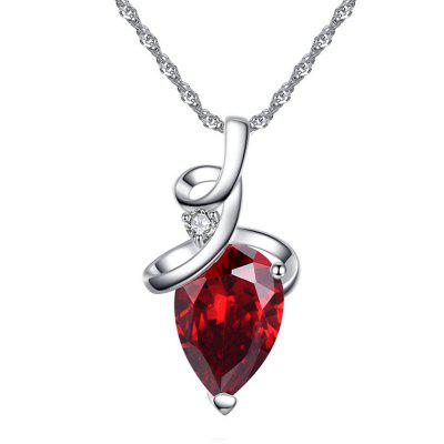 Stylish Intimate Heart Shape Design Necklace