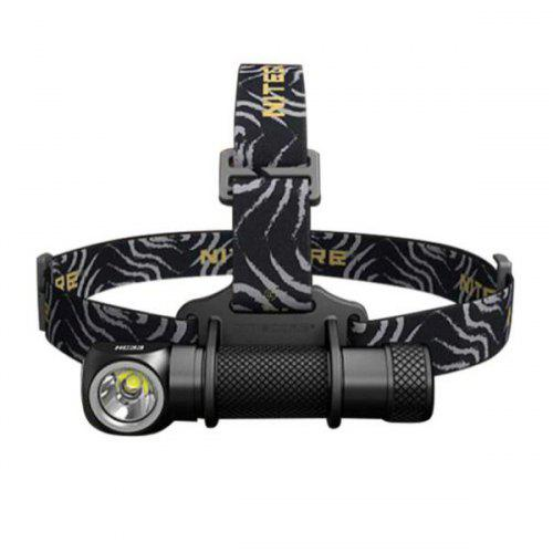 Nitecore HC33 High-performance Versatile L-shaped Headlamp