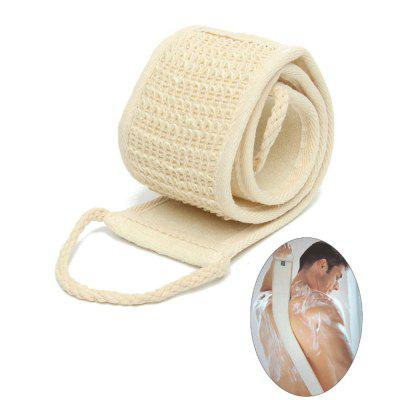 Natural Exfoliating Back Scrubber Body Washer for Shower