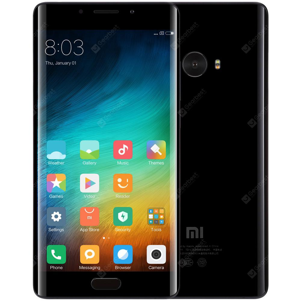 Xiaomi Mi Note 2 4G Phablet International Version - PHOTO BLACK 4GB RAM 64GB ROM
