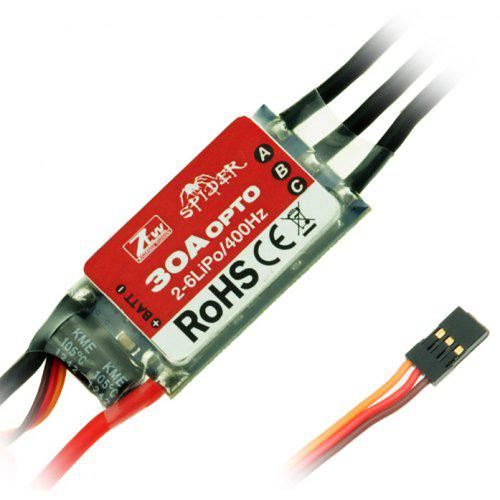 ZTW Spider Series 30A Brushless ESC   Gearbest India