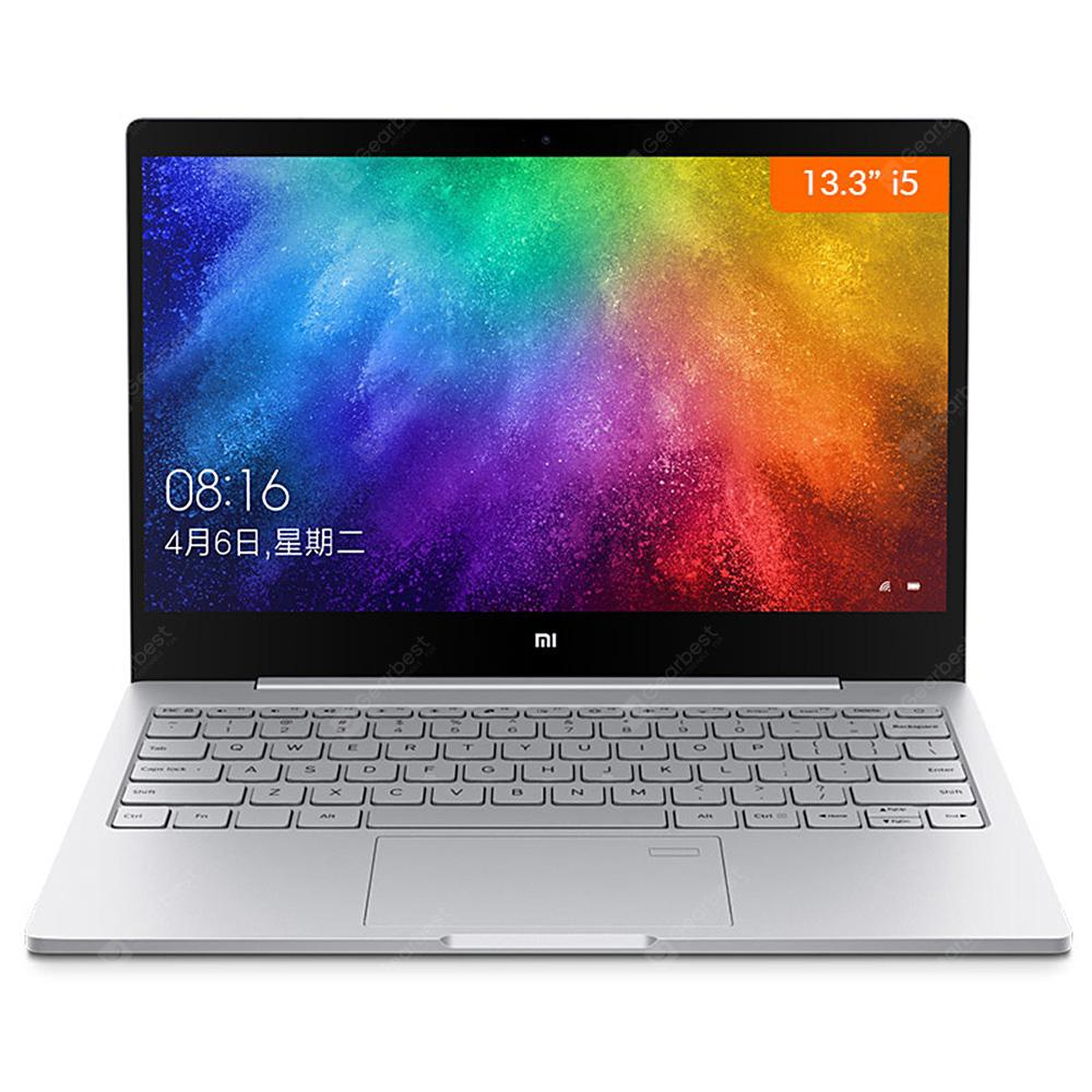 Xiaomi Notebook Air 13.3 Silver 8GB + 256GB + HD Graphics 620 Ultrabooks Sale, Price & Reviews | Gearbest