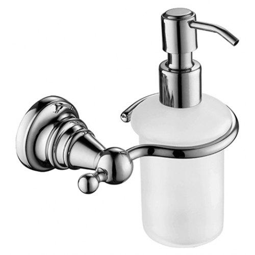 Mlfalls Modern Wall Mounted Soap Dispenser With Holder 2369 Free