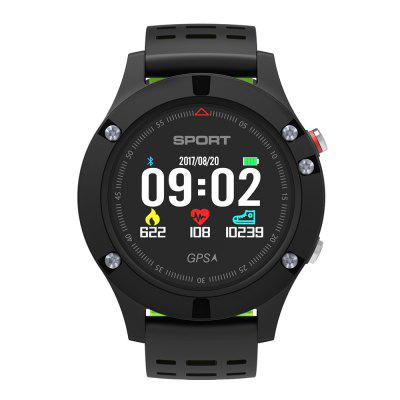 NO.1 F5 Smartwatch Armbanduhr Android iOS Kompatibel