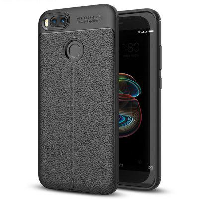 LuanKe Solid Color Style Cover Case for Xiaomi Mi A1