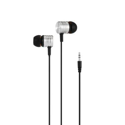 KS01 In-ear Music Earphones for 3.5mm Audio Interface