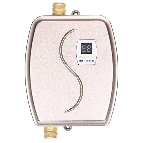Smarer water heater on