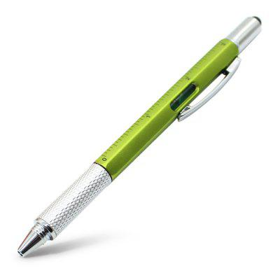 All-in-one Pocket Multifunction Ballpoint Pen 1PC