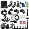 Diving Riding Selfie Timer Shooting Accessories Kit - BLACK