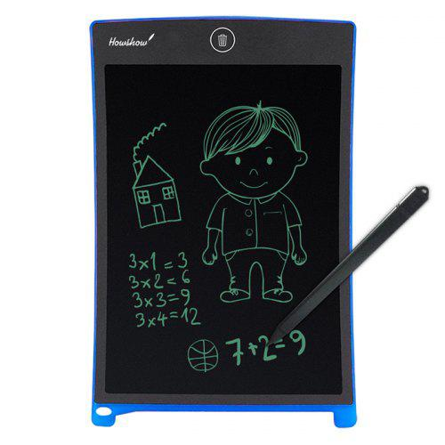 Gearbest HOWSHOW 8.5 - inch Magic LCD Electronic Drawing Tablet - BLUE for Children Students