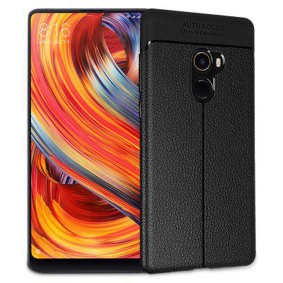 Luanke Lichee Skin Dirt-proof Case for Xiaomi Mi Mix 2