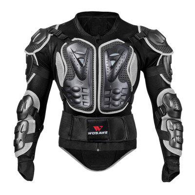 WOSAWE BC202 Motorcycle Armor Vest Body Protector