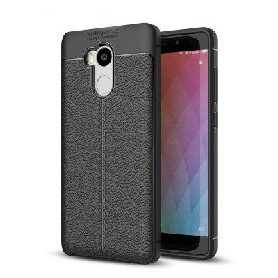 Luanke Lichee Skin Knock-proof Fall für Xiaomi Redmi 4