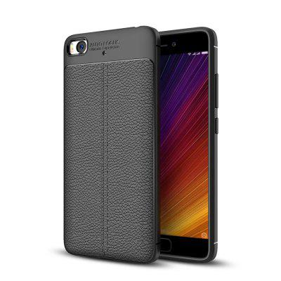 Luanke Lichee Skin Dirt-proof Case for Xiaomi Mi 5S