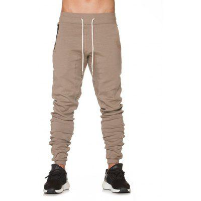 Pantalon de Couleur Unie Confortable