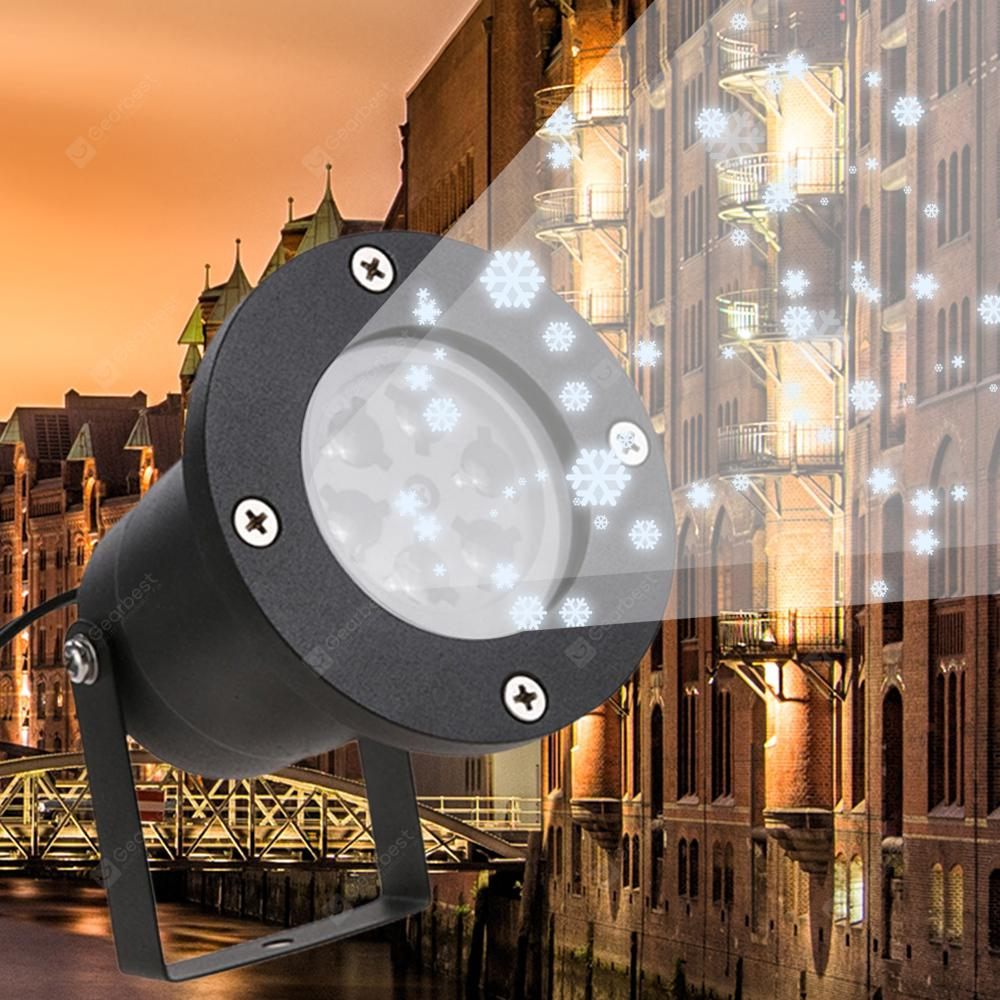 YouOKLight YK2281 Snowflake Projection LED Stage Lights