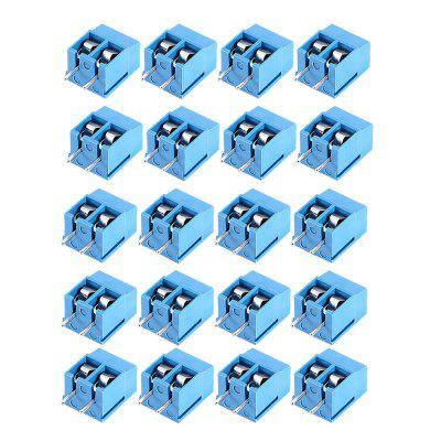 KF300 2P PCB Mount Screw Terminal Blocks Connector 20PCS