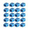 KF300 2P PCB Mount Screw Terminal Blocks Connector 20PCS - BLUE